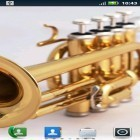 Download live wallpaper Trumpets for free and The Moon paradise for Android phones and tablets .