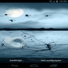 Download live wallpaper Waterize for free and Fire tornado for Android phones and tablets .