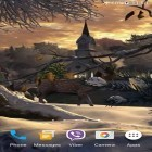 Download live wallpaper Winter 3D for free and Cute cat by Live Wallpapers 3D for Android phones and tablets .