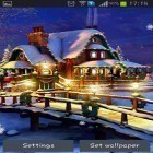 Download live wallpaper Winter holidays 2015 for free and Fantasy swamp for Android phones and tablets .