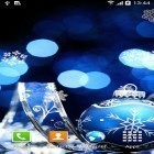 Download live wallpaper Winter night for free and Romantic waterfall 3D for Android phones and tablets .