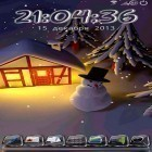 Download live wallpaper Winter snow in gyro 3D for free and Fire dragon 3D for Android phones and tablets .